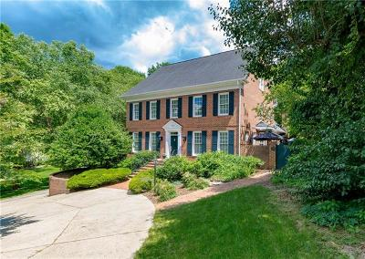 Hickory Single Family Home For Sale: 575 20th Avenue Court NW