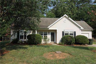 Waxhaw Single Family Home Under Contract-Show: 4614 Waterbell Lane #62