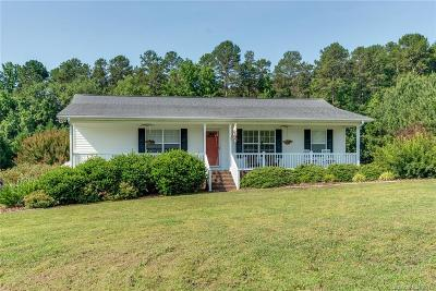 Stanly County Single Family Home Under Contract-Show: 20004 Five Point Road