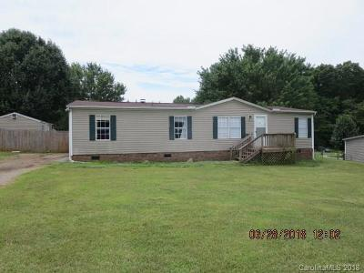 Troutman Single Family Home For Sale: 119 Gayle Drive