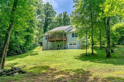 Lake Toxaway Single Family Home Under Contract-Show: 164 Horseplay Lane