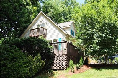Weaverville Single Family Home For Sale: 490 Reems Creek Road