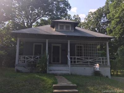 Concord Single Family Home Under Contract-Show: 107 McKinnon Avenue
