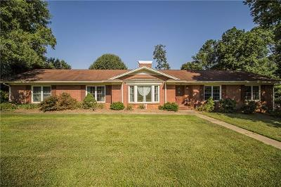 Catawba County Single Family Home For Sale: 1961 12th Street Place NE
