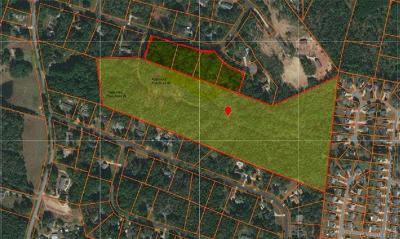Concord Residential Lots & Land For Sale: 398 Central Heights Drive
