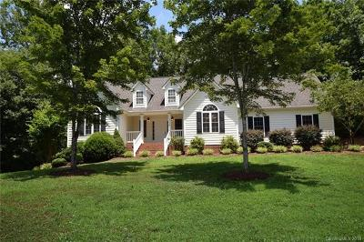 Statesville Single Family Home For Sale: 116 High Shoals Lane