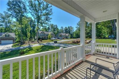 Single Family Home For Sale: 12323 Flatbush Drive