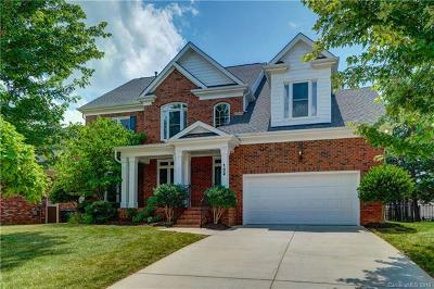 Mooresville Single Family Home For Sale: 132 Oxford Drive #66