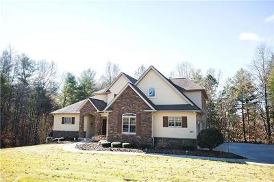 Alexander County, Ashe County, Avery County, Burke County, Caldwell County, Watauga County Single Family Home For Sale: 327 Windsor Drive
