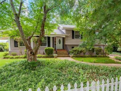 Charlotte Single Family Home For Sale: 1910 Wensley Drive