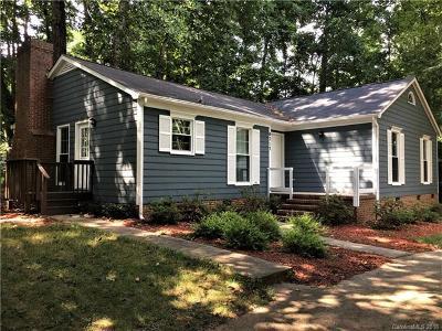 Charlotte Single Family Home For Sale: 6313 Grove Park Boulevard