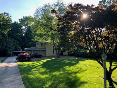 Charlotte Single Family Home For Sale: 2601 Forest Drive