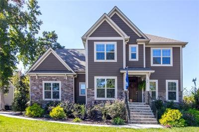 Mooresville Single Family Home For Sale: 106 Lakeshore Hills Drive