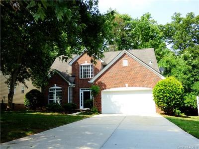 Huntersville Single Family Home For Sale: 11712 Kennon Ridge Lane