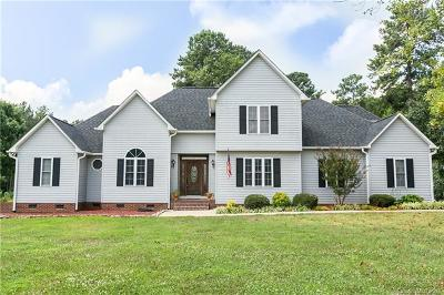 York Single Family Home For Sale: 6685 Little Branch Road