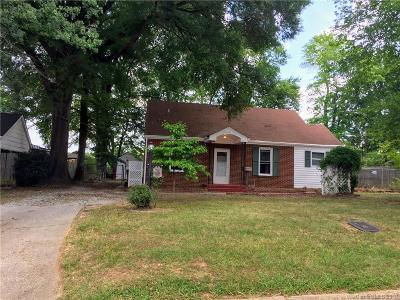 Salisbury NC Single Family Home For Sale: $79,900