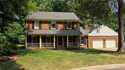 Matthews NC Single Family Home For Sale: $299,900