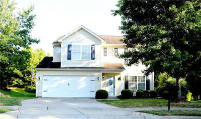 Charlotte NC Single Family Home For Sale: $205,000