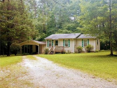 Transylvania County Single Family Home For Sale: 17963 Rosman Highway