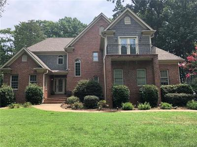 Mooresville, Kannapolis Single Family Home For Sale: 270 Knoxview Lane