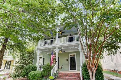 Baxter Village, Sutton Mill Single Family Home Under Contract-Show: 743 Julia Street