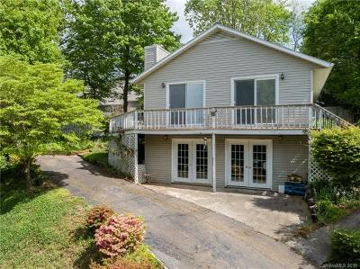 Black Mountain Single Family Home For Sale: 268 North Fork Road #19