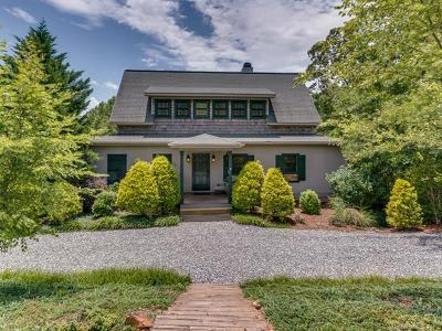 Lake Lure Single Family Home For Sale: 204 Highland Heights