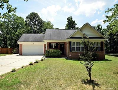 Monroe Single Family Home For Sale: 4854 Myers Road