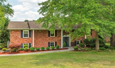 Candler Single Family Home For Sale: 9 Glencliff Road