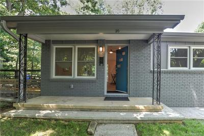 Asheville NC Single Family Home For Sale: $449,000