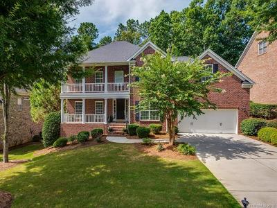 Single Family Home For Sale: 14214 Carlton Woods Lane