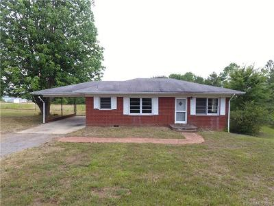 Anson County Single Family Home Under Contract-Show: 1044 Wightman Church Road