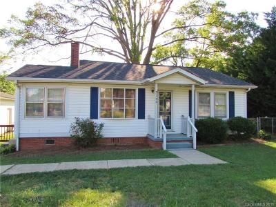 Cabarrus County Single Family Home Under Contract-Show: 579 Central Drive