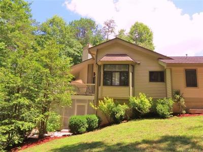 Lake Lure NC Single Family Home For Sale: $345,000