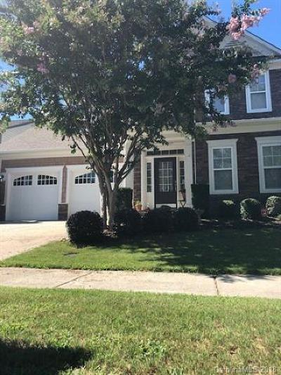 Waxhaw Single Family Home For Sale: 2104 Glenhaven Drive
