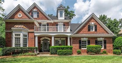 Huntersville Single Family Home For Sale: 9811 Linksland Drive #88