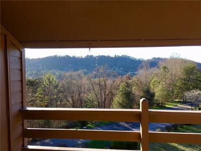 Asheville NC Condo/Townhouse For Sale: $195,000
