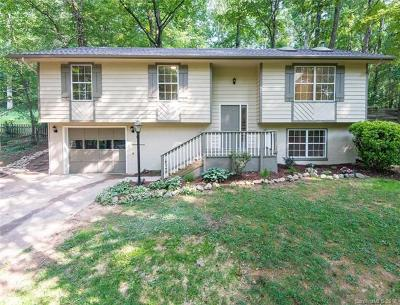 Asheville NC Single Family Home For Sale: $298,800