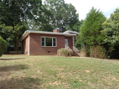 Stanly County Single Family Home For Sale: 421 Montgomery Avenue
