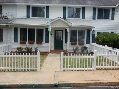 Stanly County Single Family Home For Sale: 38 Willow Street