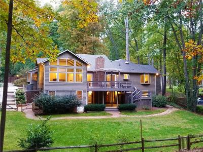 Gaston County Single Family Home For Sale: 3504 Country Club Drive