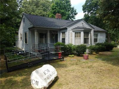 Gastonia Single Family Home For Sale: 1011 Holland Avenue