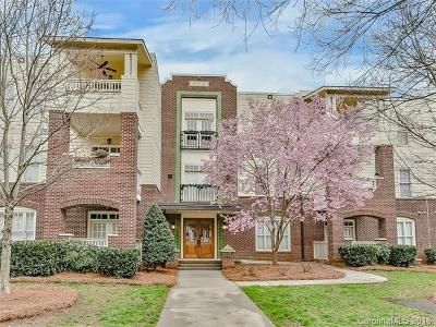 Charlotte Condo/Townhouse For Sale: 518 Clarice