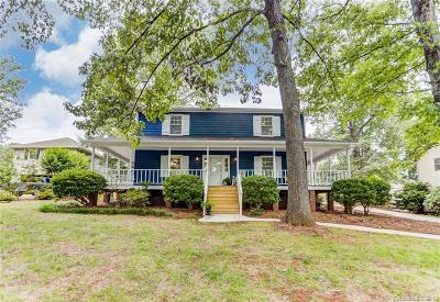 Huntersville Single Family Home For Sale: 16433 Kimbolten Drive
