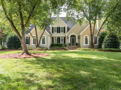 Single Family Home Under Contract-Show: 5801 Providence Country Club Drive