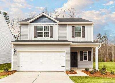 Charlotte Single Family Home Under Contract-Show: 2922 Patishall Lane
