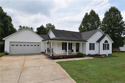 Lincolnton Single Family Home For Sale: 3466 Leaning Pine Drive