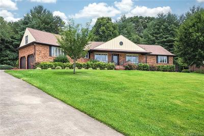 Candler Single Family Home For Sale: 41 Challedon Drive