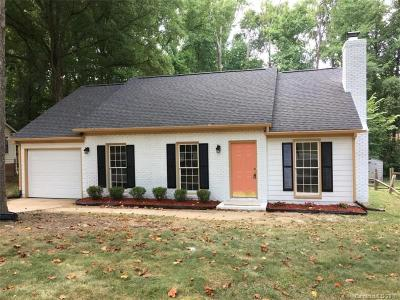 Charlotte NC Single Family Home For Sale: $174,900