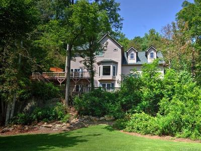 Asheville NC Single Family Home For Sale: $650,000